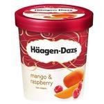 Мороженое Haagen-Dazs Манго/малина 500мл