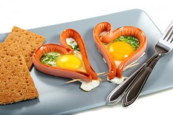 Завтрак для влюбленных