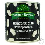 Фасоль Natur Bravo белая натуральная 425мл