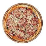 Chilled Diablo Pizza