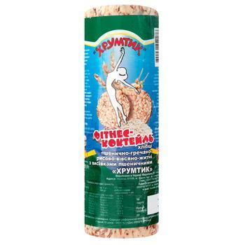 Хлебцы Хрумтик Фитнес-коктейль 100г
