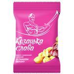 Арахис Казацкая слава жаренный соленый бекон 60г - купить, цены на Фуршет - фото 2