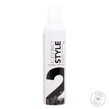 Пена для волос C:ehko Style Кристалл 400мл