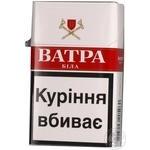 Сигареты Ватра белая