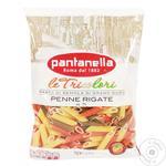 Макарони PANTANELLA 500 г №71 Пенне трикольорові (Італія)