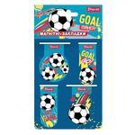 1September Team Football Magnetic Bookmarks