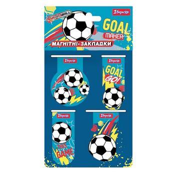 1September Team Football Magnetic Bookmarks - buy, prices for Tavria V - image 1