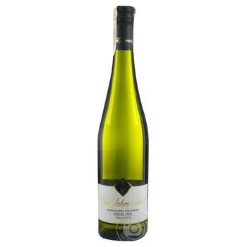 Вино Vier Jahreszeiten Durkheimer Hochmess Riesling белое сухое 13,5% 0,75л