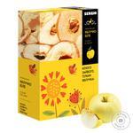 Яблуко белое Sergio кольца сушеные 150г