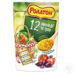 Приправа Роллтон универсальная 12 овощей и трав в гранулах 200г