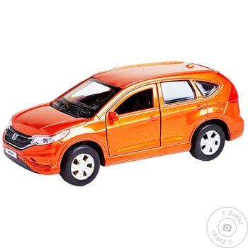 Игрушка автомодель Techno Park honda CR-V 1:32