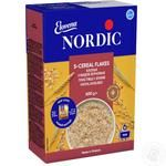 Nordic Oatmeal flakes 5 types of grain 600g