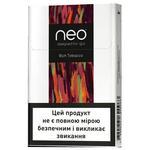 Табакосодержащее изделие Neo Rich Tobacco для нагревания 20 стиков