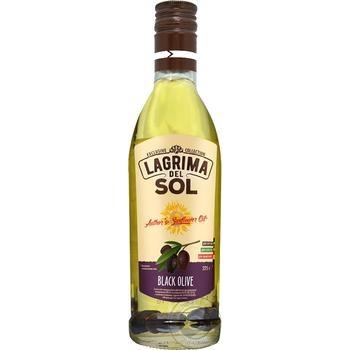 Масло смесь подсолнечного и оливкового Lagrima del Sol 225мл - купить, цены на Novus - фото 1