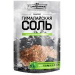 Pripravka with Mediterranean herbs Himalayan pink salt 200g