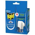 Raid With Liquid Against Mosquito Electrofumigator 30 Nights 50ml