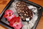 Десертна ковбаса з коньяком