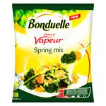Овочева суміш Bonduelle Весняна на парі 400г