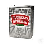 Lvivski drizhzhi for baking yeast 100g