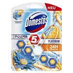 Средство Domestos Power для унитаза двойной аромат лотос и апельсин 55г