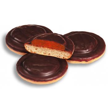 Печенье Фуршет Галиция в шоколаде вишня