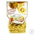 Tarall`oro Farfalle Pasta with White Mushrooms 250g