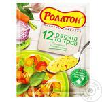 Приправа Rollton 12 овощей и трав 60г