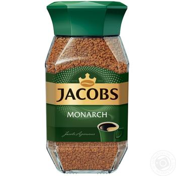 Jacobs Monarch Instant Coffee 95g - buy, prices for Novus - image 3