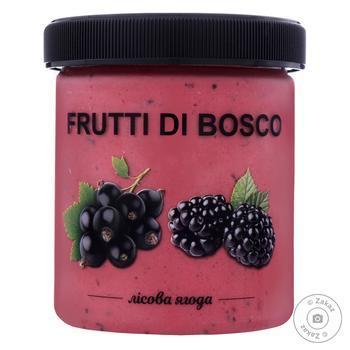 La Gelateria italiana fruit-berry ice-cream 320g - buy, prices for MegaMarket - image 1