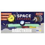 Пластилін 1Вересня Space 6 кол. 120 г 540585