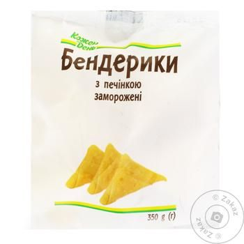 Kozhen Den Frozen With Liver Benderiki - buy, prices for Auchan - image 1