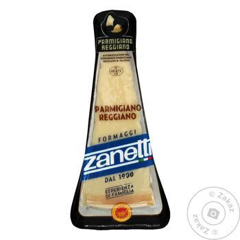 Сыр Занетти пармезан твердый 32% 200г