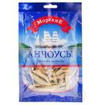 Анчоусы Морские солено-сушеные 36г