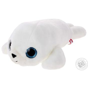 Іграшка м'яка Тюлень Вдивляйко FANCY 13см - купить, цены на Novus - фото 1