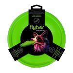 Flyber Green Flying Saucer 22cm