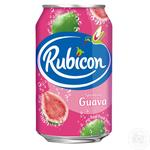 Rubicon Guava Carbonated Drink 0.33l