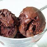 Шоколадный пасхальный щербет с бренди