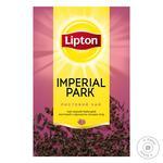Чай чорний Lipton Imperial Park з ароматом лісових ягід 80г