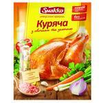 Приправа Smakko куриная с овощами и зеленью универ 80г