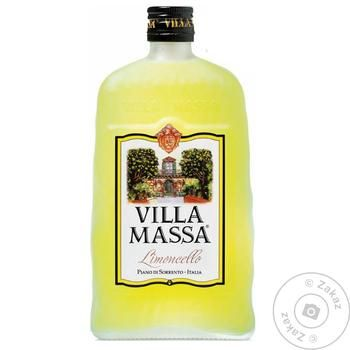 Ликер Villa Massa Limoncello 30% 0,7л