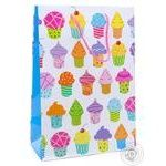 Gift Package 26х32cm in Assortment - buy, prices for Auchan - photo 5