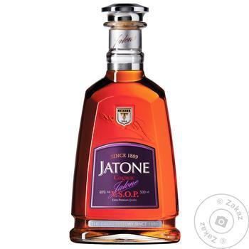 Tavria Jatone V.S.O.P. Cognac 40% 0,5l