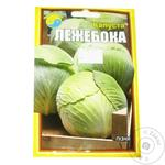 Семена Флора Плюс Капуста Лежебока 5г