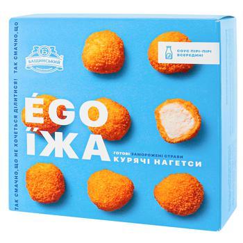 Bashchinsky Nuggets with piri-piri sauce frozen 300g - buy, prices for CityMarket - photo 1