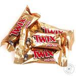 Цукерки Twix ваг
