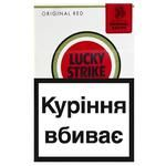 Сигареты Lucky Strike Original Red