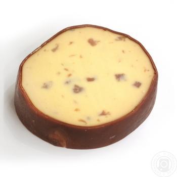 Сыр Шелтон копченый с ветчиной 45% Голландия