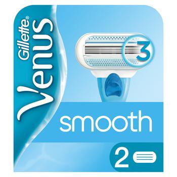 Картриджи для бритья Gillette Venus сменные 2шт - купить, цены на Ашан - фото 7