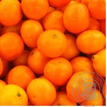 Фрукт цитрус мандарин свежая