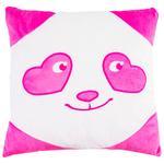 Подушка Tigres Панда-смайл влюблен